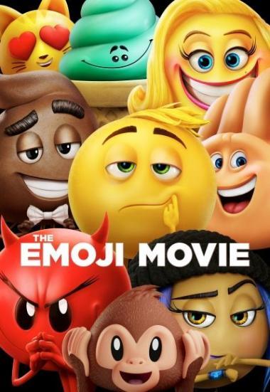 The Emoji Movie 2017