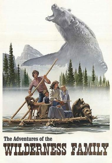 The Adventures of the Wilderness Family 1975