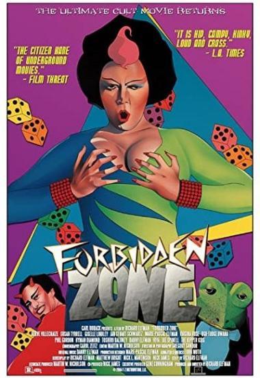 Forbidden Zone 1980
