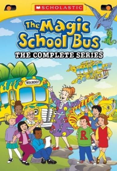 The Magic School Bus 1994