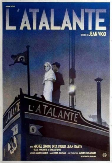 L'Atalante 1934