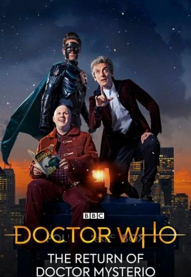 """""""Doctor Who"""" The Return of Doctor Mysterio 2016"""