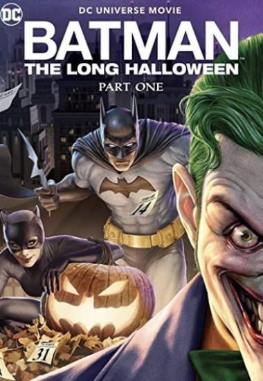 Batman: The Long Halloween, Part One 2021