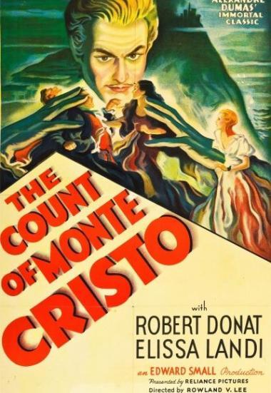 The Count of Monte Cristo 1934