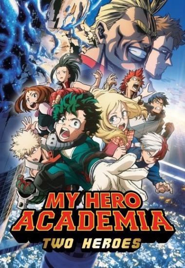My Hero Academia: Two Heroes 2018