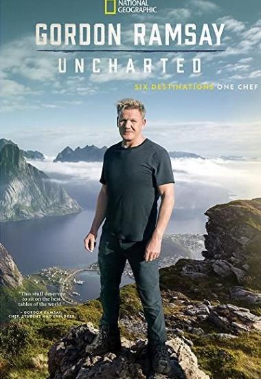 Gordon Ramsay: Uncharted 2019