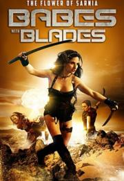 Babes with Blades: Flower of Sarnia 2018
