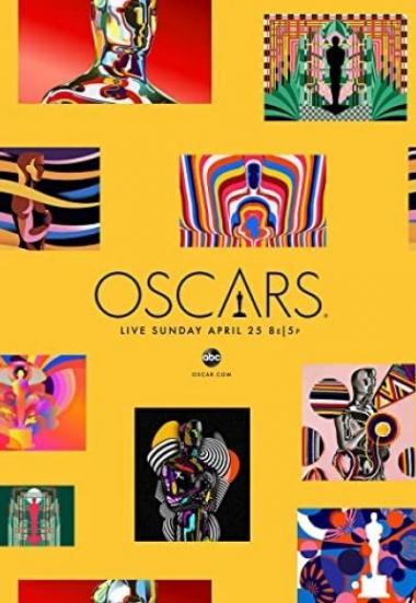 The 93rd Oscars 2021