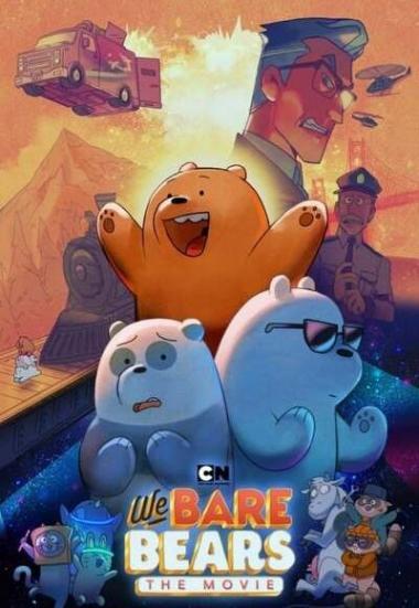 We Bare Bears: The Movie 2020