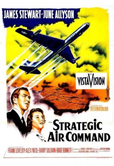 Strategic Air Command 1955
