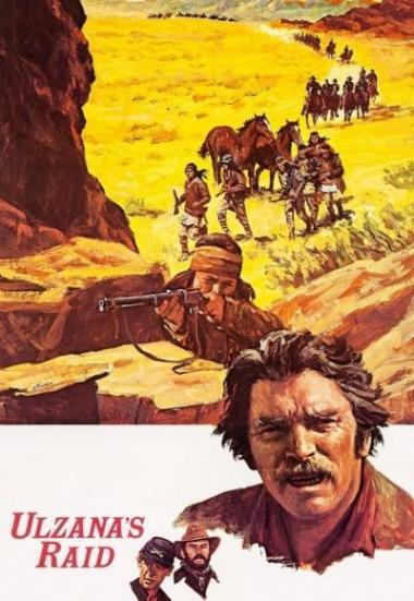 Ulzana's Raid 1972