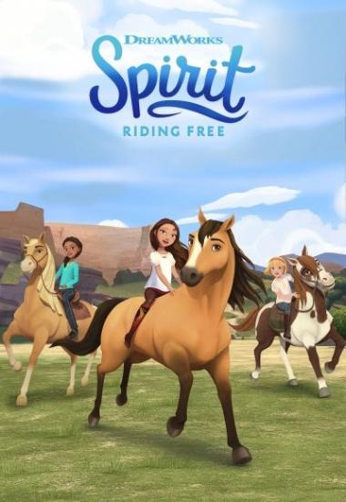 Spirit Riding Free 2017