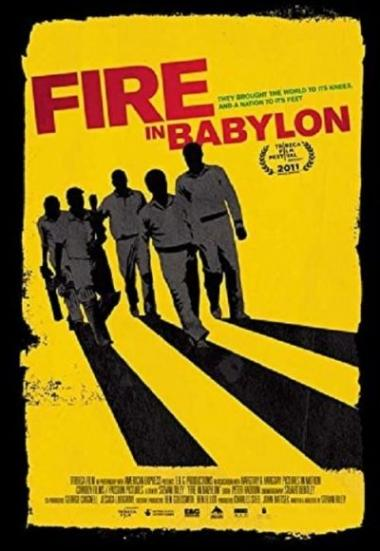 Fire in Babylon 2010