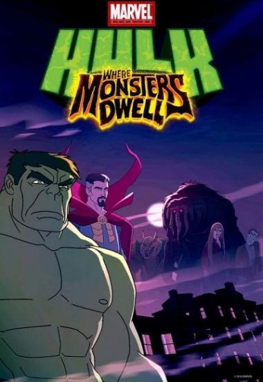 Hulk Where Monsters Dwell 2016