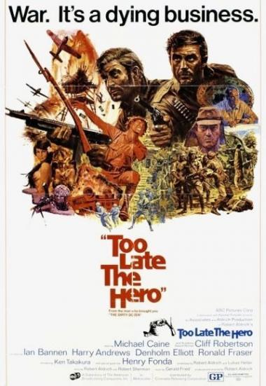 Too Late the Hero 1970