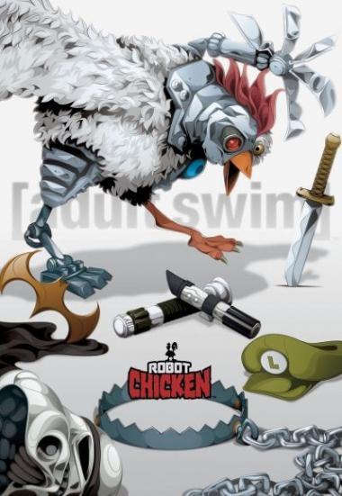 Robot Chicken 2005