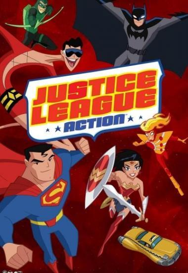 Justice League Action 2016