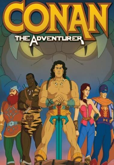 Conan: The Adventurer 1992