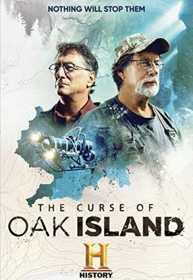 The Curse of Oak Island 2014