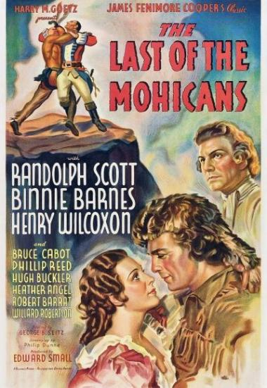 The Last of the Mohicans 1936