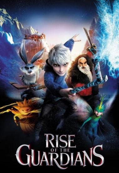 Rise Of The Guardians 2012