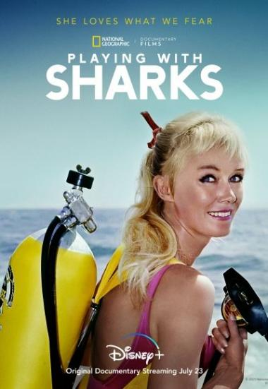 Playing with Sharks: The Valerie Taylor Story 2021