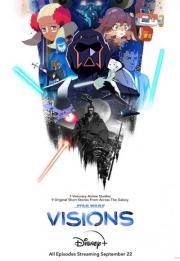 Star Wars: Visions 2021