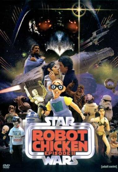 Robot Chicken: Star Wars Episode II 2008