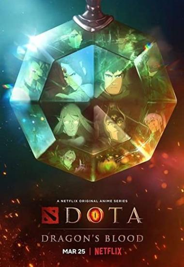 Dota: Dragon's Blood 2021