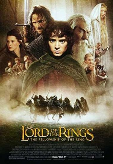 The Lord Of The Rings: The Fellowship Of The Ring (EXTENDED) 2001