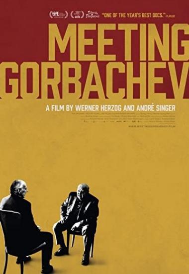 Meeting Gorbachev 2018