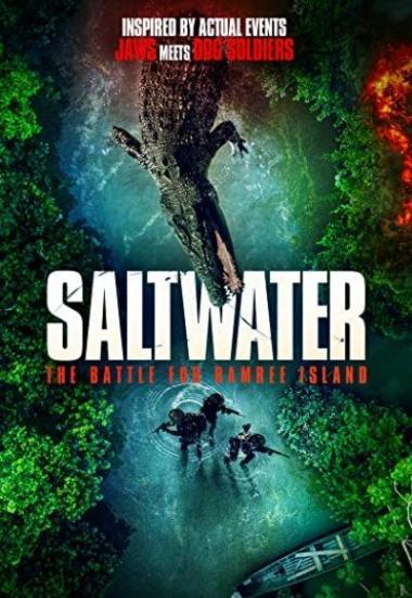 Saltwater: The Battle for Ramree Island 2021