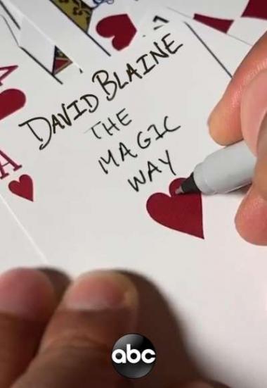 David Blaine: The Magic Way 2020