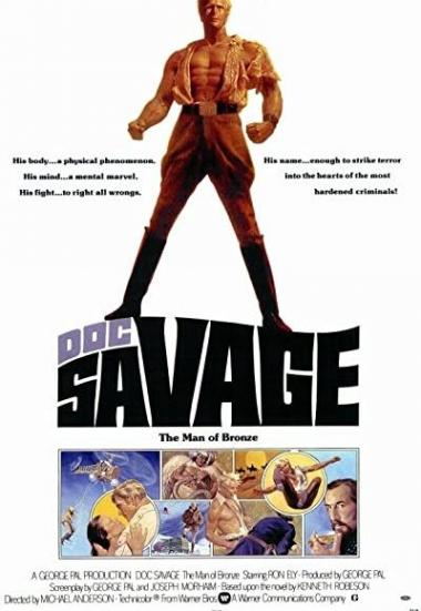 Doc Savage: The Man of Bronze 1975