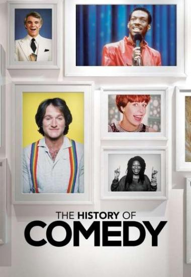 The History of Comedy 2017