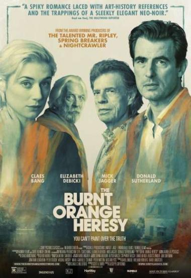 The Burnt Orange Heresy 2019