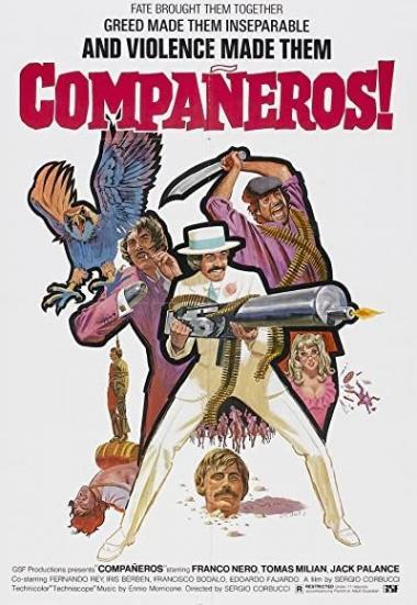 Companeros 1970