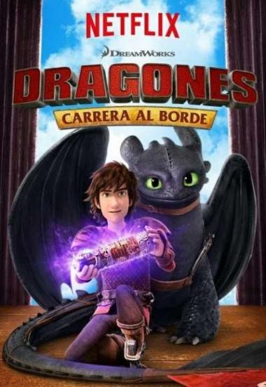Dragons: Race to the Edge 2015
