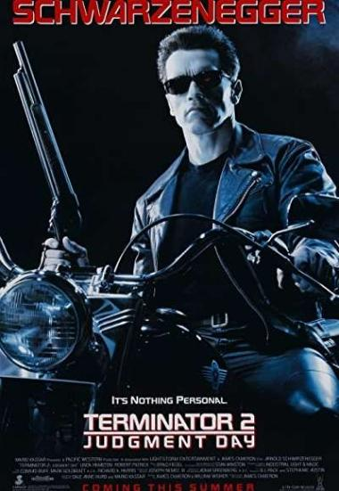 Terminator 2: Judgment Day 1991