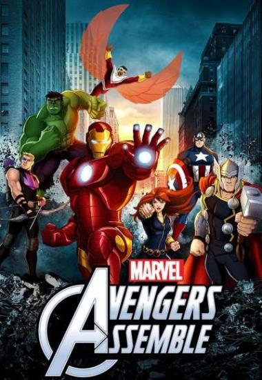Avengers Assemble 2013