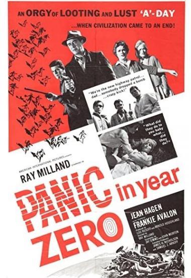 Panic in Year Zero 1962