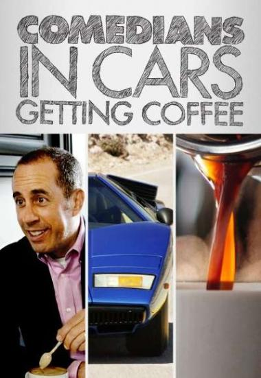 Comedians in Cars Getting Coffee 2012