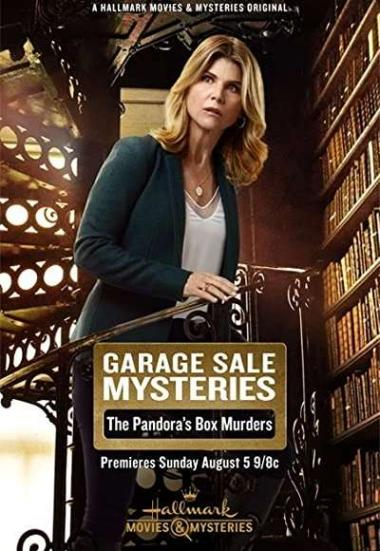 Garage Sale Mystery: Pandora's Box 2018