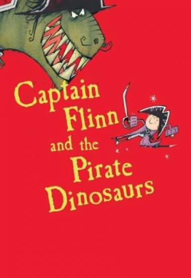 Captain Flinn and the Pirate Dinosaurs 2015