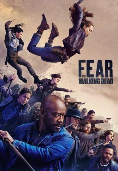 Fear the Walking Dead: Flight 462 2015