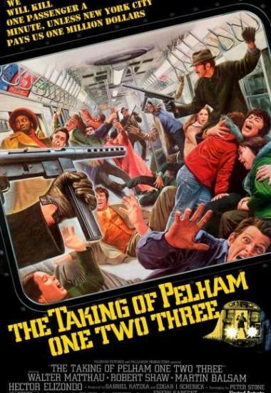 The Taking of Pelham One Two Three 1974