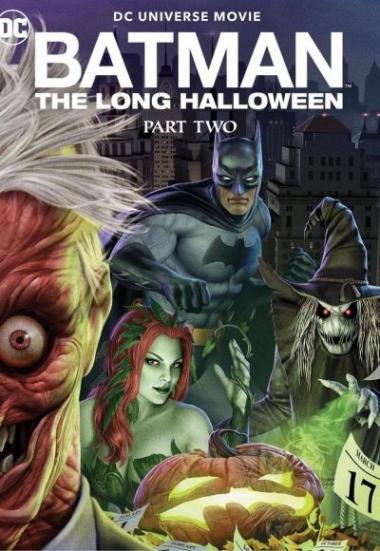 Batman: The Long Halloween, Part Two 2021