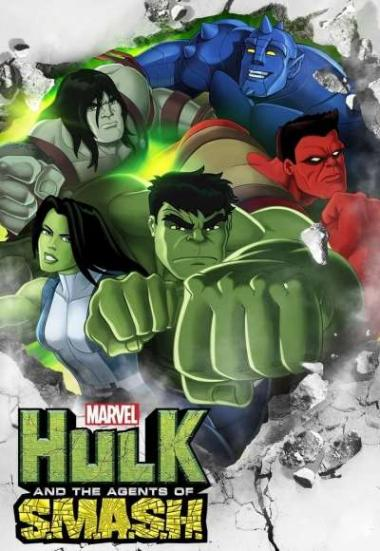 Hulk and the Agents of S.M.A.S.H. 2013