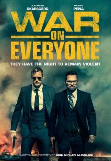War on Everyone 2016