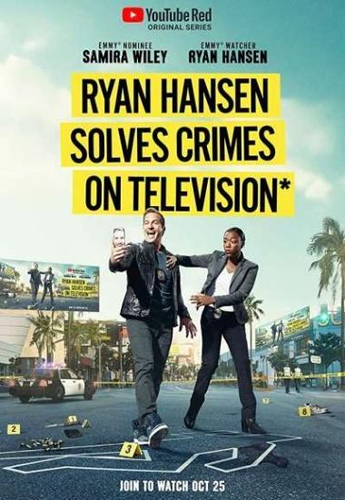 Ryan Hansen Solves Crimes on Television 2017